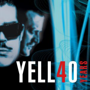 YELLO – YELL40 YEARS 2LP