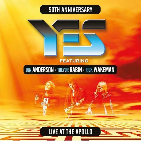 YES - Live at the manchester apollo 2017 3LP