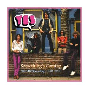 YES - Somethings coming The BBC recordings 69-70 2-LP Lilith UUSI M/M