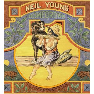 YOUNG NEIL - Homegrown LP