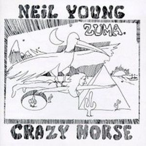 YOUNG NEIL - Zuma CD