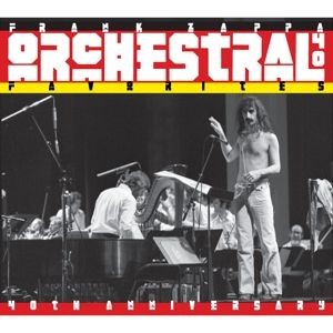 ZAPPA FRANK - Orchestral Favorites - 40th Anniversary LP