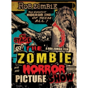 ZOMBIE ROB - Zombie horror picture show Blu-ray Disc