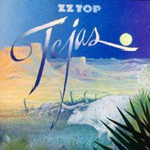 ZZ TOP - Tejas CD