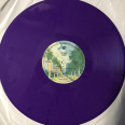 ZZ TOP - Tejas LP *LTD PURPLE vinyl* UUSI